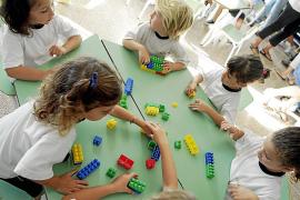 Hoy comienza la solicitud de plaza escolar para 12.500 niños de 3 años en Balears