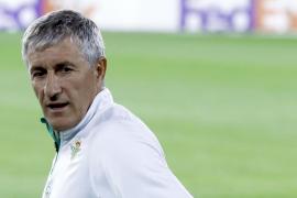 Quique Setién, un admirador de Cruyff para intentar reconducir el juego del Barça