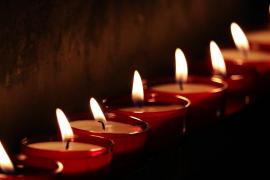 Una mujer 'despierta' en su propio funeral