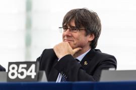 Puigdemont «no descarta» visitar las cárceles de Cataluña como eurodiputado