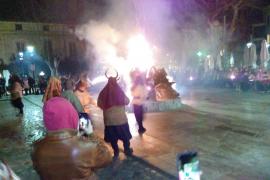 El tiempo en Mallorca para Sant Antoni
