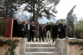Inauguración de las salas Juli Ramis de Can Prunera