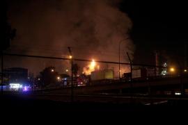 Alerta en Tarragona por la explosión en una planta petroquímica
