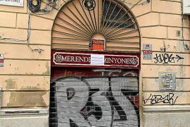 Cierra el Merendero Minyones, emblemático local de bocadillos del centro de Palma