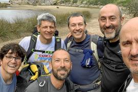 Excursión centenaria en el Torrent de Pareis