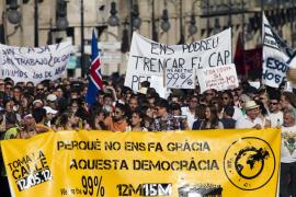 El 15M de Palma quiere independizarse de las decisiones de Madrid