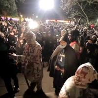 El 'primer ball' de los Dimonis enciende la mecha de las fiestas de Sant Antoni en Manacor