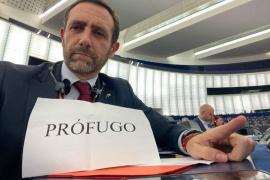 El cara a cara de Bauzá y Puigdemont en el Europarlamento