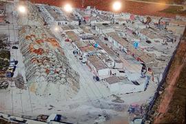 Cort pone en marcha la segunda fase para el desmantelamiento definitivo de Son Banya