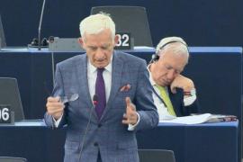 García-Margallo bromea sobre su cabezada en la Eurocámara: «Tengo la conciencia muy tranquila»