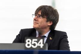 Puigdemont denuncia en una carta a todos los eurodiputados que España no respeta las sentencias del TUE