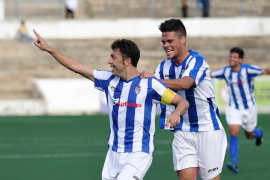 El Mirandés, rival del Atlètic Balears
