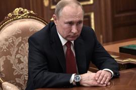 El Gobierno ruso anuncia su dimisión tras el discurso de Putin