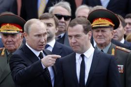 Putin provoca la dimisión del Gobierno ruso al anunciar reforma política