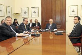 La izquierda radical griega rechaza un Gobierno de unidad