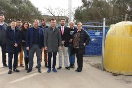 El Govern balear destina 580.000 euros a mejorar la gestión de residuos en los municipios
