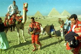 Pioneros del desierto