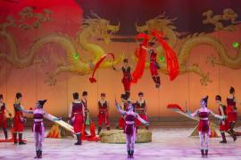El circo chino llega a Mallorca
