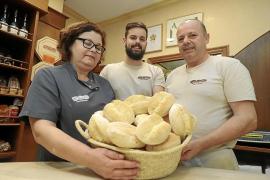 Las panaderías de Palma se preparan para la 'Llonguetada'