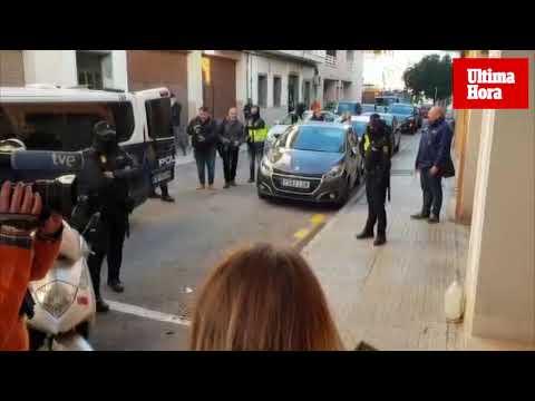 El líder de los United Tribuns, detenido en Palma, es hijo de un exjugador del Mallorca