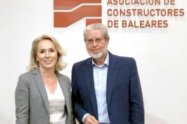 Fanny Alba será la primera mujer en presidir la patronal de construcción de Baleares