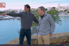 Rafa Nadal enseña su nueva casa por televisión