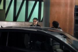 Jordi Cuixart sale de prisión en su primer permiso