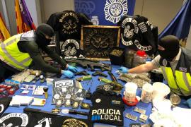 La Policía Nacional da por desarticulado el capítulo español de la organización criminal United Tribuns