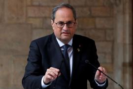 La Fiscalía del Supremo cree que la competencia de inhabilitar a Torra es del Parlament y no de la JEC