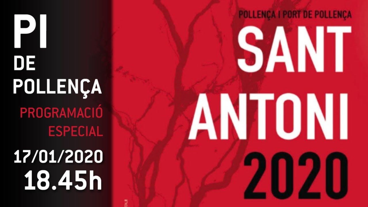 Así ha sido la fiesta del 'Pi' de Sant Antoni en Pollença