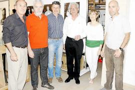 Exposición 'Ausentes del jazz' de Óscar Pipkin