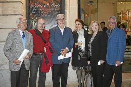 La Associació d'Amics de l'Òpera organiza un nuevo concierto en el Teatre Principal