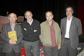PALMA PRESENTACIÓN LIBRO EN MUNICIPAL FOTOS:EUGENIA PLANAS