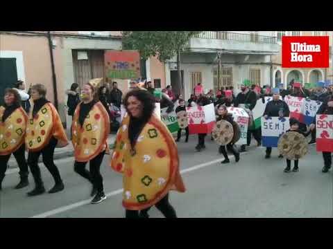Consell se anticipa al Carnaval con el desfile de Sant Antoni