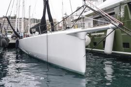 El VO70 'Trifork' intentará pulverizar el récord de la vuelta a Mallorca a vela