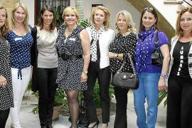 PALMA CLUB SPM, DE LUNARES EN CAN CERA FOTOS:EUGENIA PLANAS