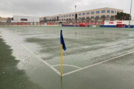 La lluvia aplaza el Collerense-Villarreal de la liga Reto Iberdrola