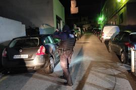 Un conductor atropella a una chica de 14 años en Andratx y se da a la fuga