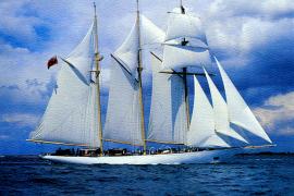 El último velero mallorquín