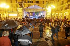 De Mallorca al Principat en la Plaça Major