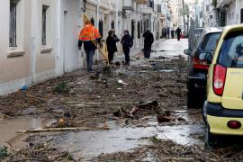 El temporal deja en España cuatro muertos, más de 200.000 niños sin clase y vías cortadas