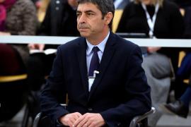 El mayor de los Mossos d'Esquadra Josep Lluís Trapero