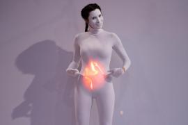 La original manera de Pilar Rubio de anunciar su embarazo