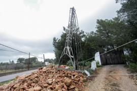 Un total de 301 abonados sufren un corte de luz en Sant Josep
