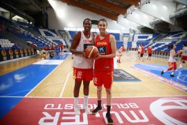 Alba Torrens y Nogaye Lo, al Preolímpico de baloncesto en China