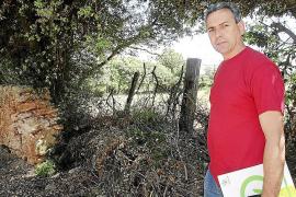 Santa Maria pide ayuda al Gobierno central para fijar su frontera con Consell