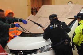 Localizado el cadáver de un hombre en una furgoneta en Andratx