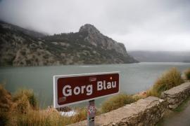 La borrasca Gloria azota el Llevant de Mallorca