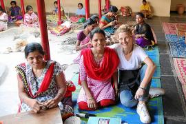 Viaje oficial de Armengol a la India