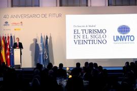 El rey exalta el valor del turismo como fuente de riqueza y cohesión